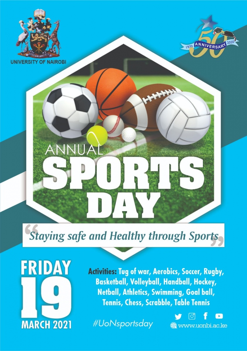 Annual Sports Day at University of Nairobi